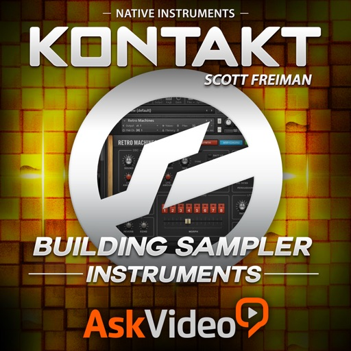 Building Instruments For Kontakt