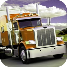 Activities of Cargo Shipping Truck : Tricky Phony Driving