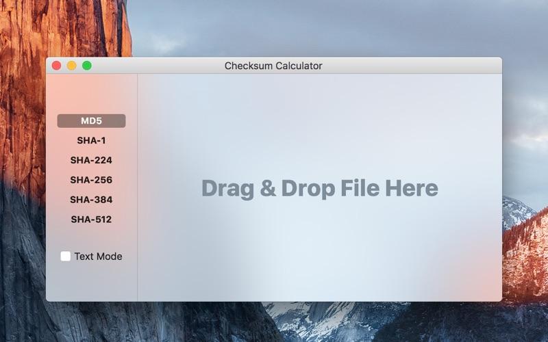 Checksum Calculator | App Price Drops