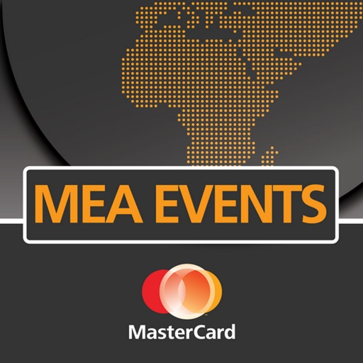MasterCard MEA Events