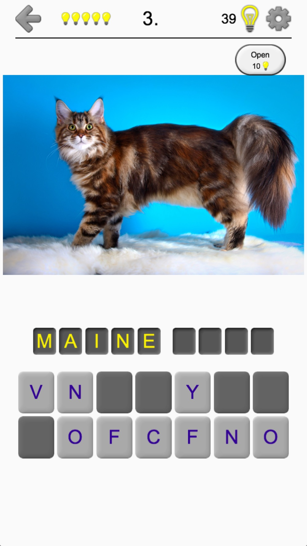 Cats Quiz – Guess Photos of All Popular Cat Breeds Cheat Codes