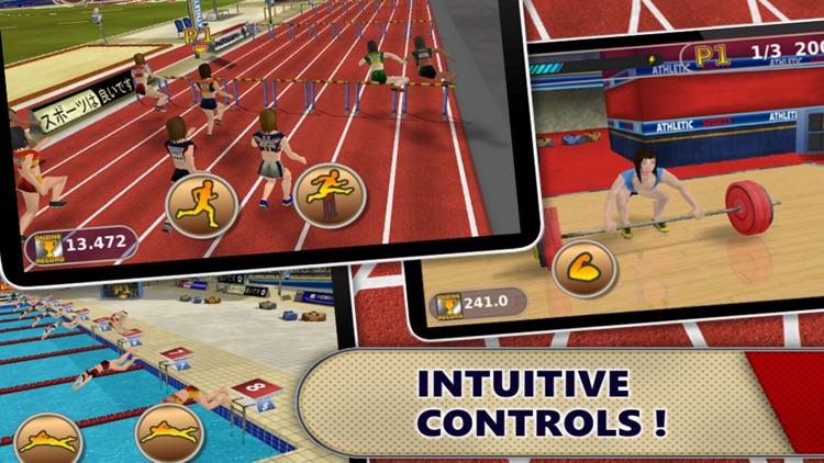 Summer Games: Women's Events screenshot-3