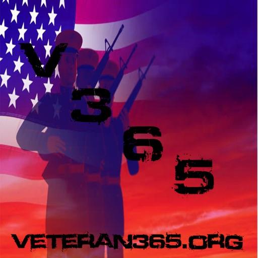 Veteran365 icon
