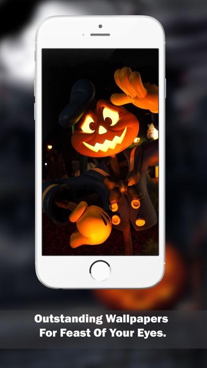 Halloween Wallpapers & Backgrounds Themes screenshot-3