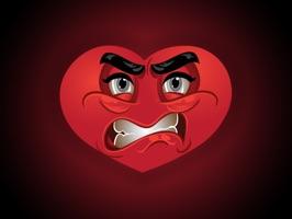 Hearts emoji - Stickers for iMessage