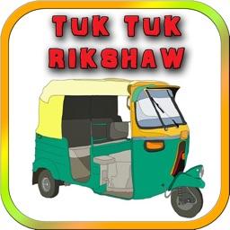 Crazy Tuk Tuk Auto Rikshaw Driving Simulator