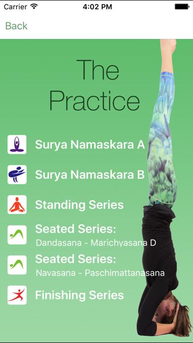 Ashtanga Yoga - Primary Series Cheat Sheetのおすすめ画像3