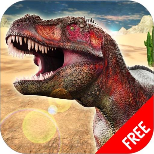 Тиранозавр т-рекс имитатор | Динозавры игры 3д