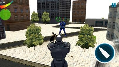 未来のロボット戦争攻撃:最後の戦いのスクリーンショット1