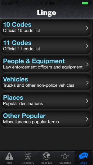 Police Radio on the App Store