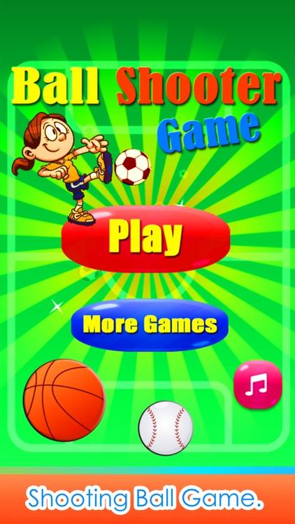 Ball Shooting Matching Games
