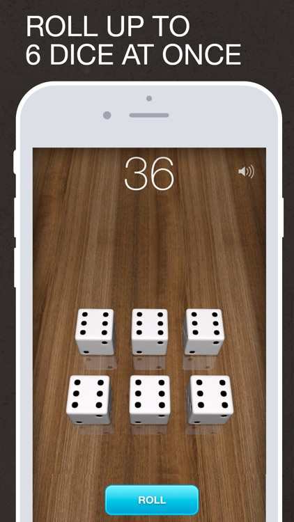Dice Roller ► screenshot-3