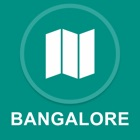 Bangalore, India : Offline GPS Navigation icon
