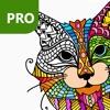 猫图片 PRO: 成人 著色 本
