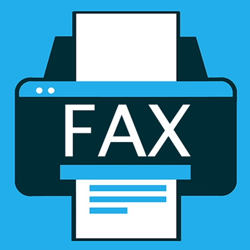 Fax app - Send Fax for iPhone app logo