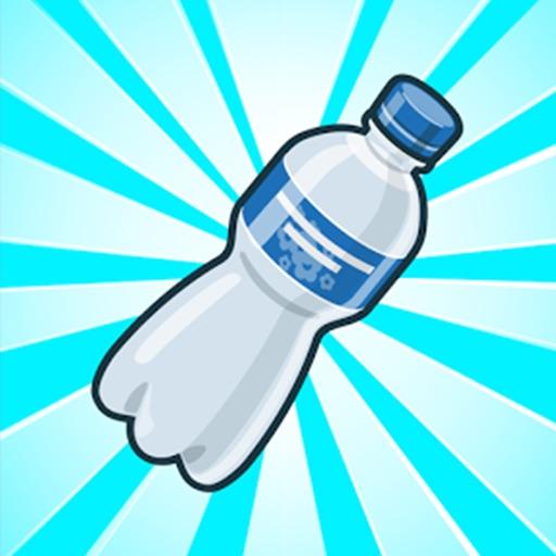 Water Bottle Flip 2k17 iOS App