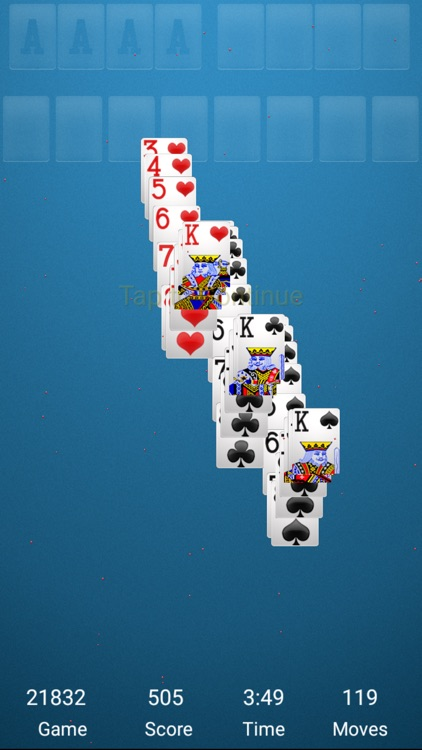 FreeCell Solitaire Classics screenshot-2