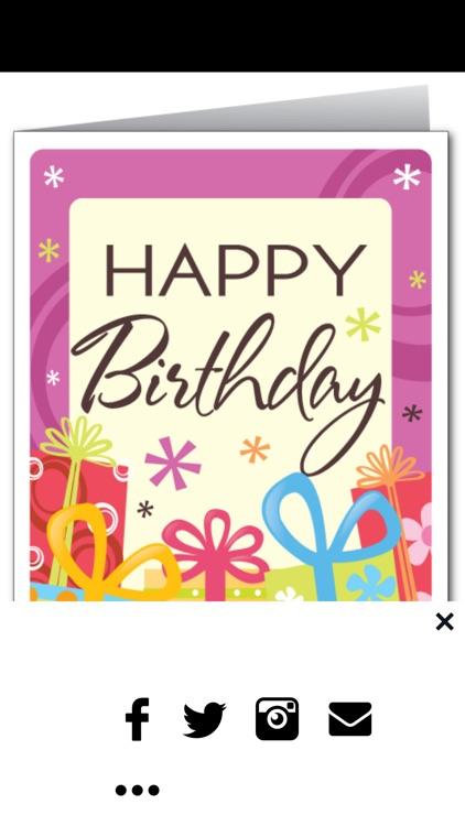 Birthday Card Maker - Birth Day Invitation Cards screenshot-3