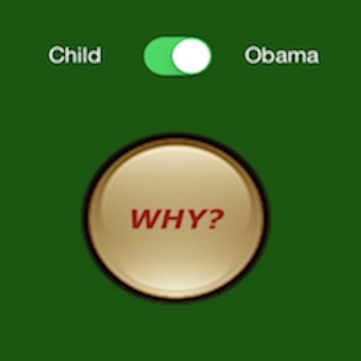 Why? Button