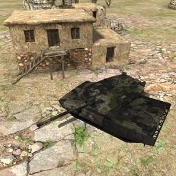AR Tank Battle