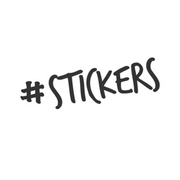 Everyday Hashtag Stickers