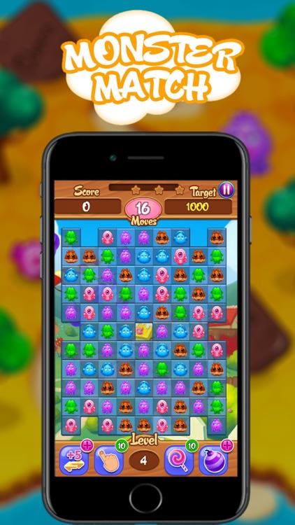 Monster Legends - Match 3 Puzzle Block screenshot-3