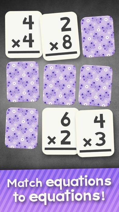 乘閃存卡遊戲趣味數學實踐屏幕截圖4