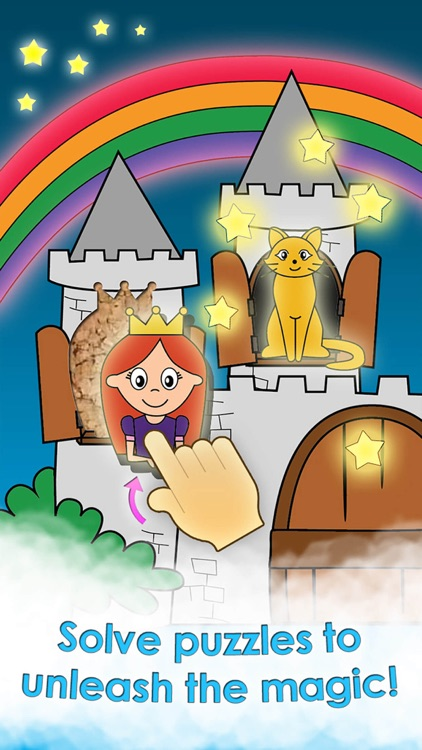 Princess Games for Girls Games Unicorn Kids Puzzle screenshot-0