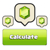 Calc Tools - Gem Guide for Clash of Clans