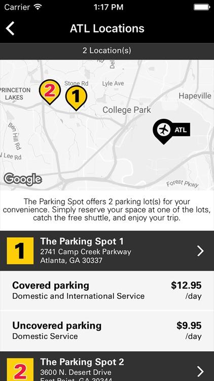 The Parking Spot® screenshot-3
