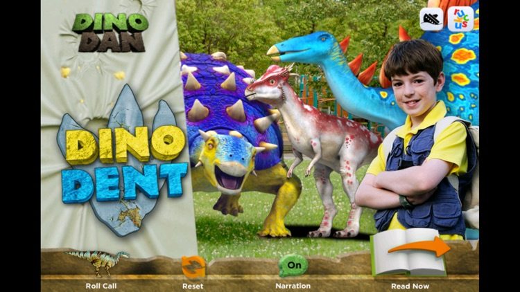 Dino Dan: Dino Dent screenshot-0