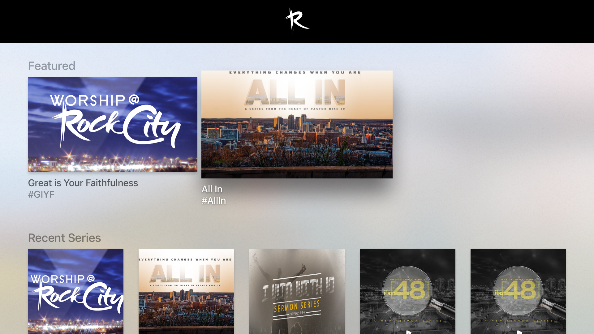 Rock City App screenshot 9