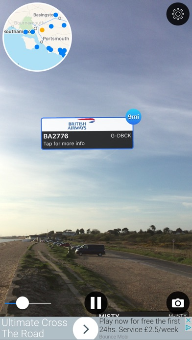 Plane Finder AR Lite by pinkfroot limited (iOS, United States