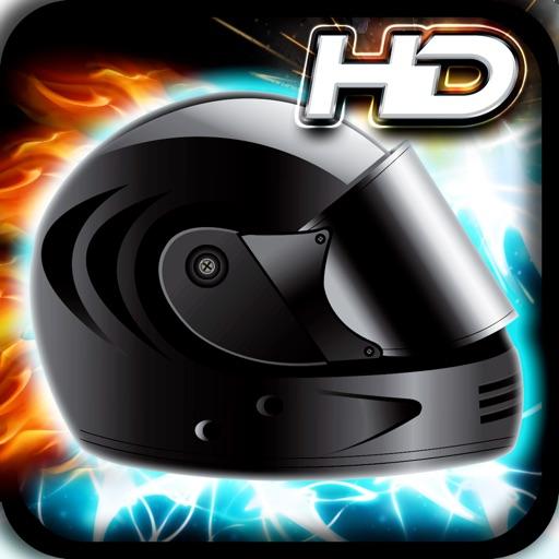Alien Knight Speed Racer - Motor Bike Clash City Run Edition