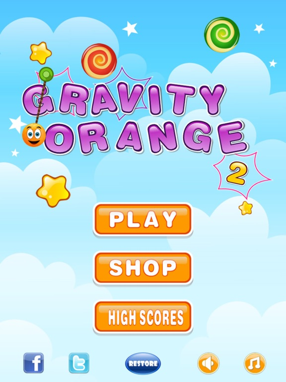 Screenshot #4 pour Gravity Orange 2 Lite