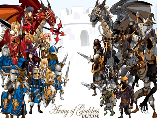 Army of Goddess Defense-ipad-4