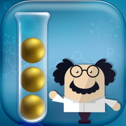 Color Lab Puzzle Game: Bubble Tower of Hanoi