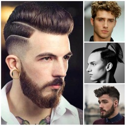 Best hairstyle design ideas for men haircut salon