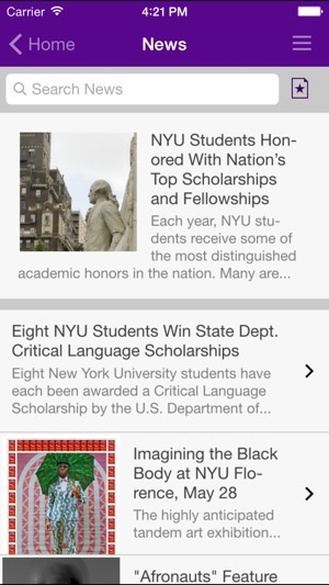 NYU Mobile on the App Store