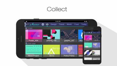 Nextep-多功能内容管理工具屏幕截图2