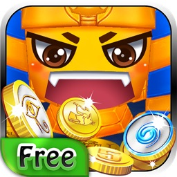 A Coin Dozer Game free