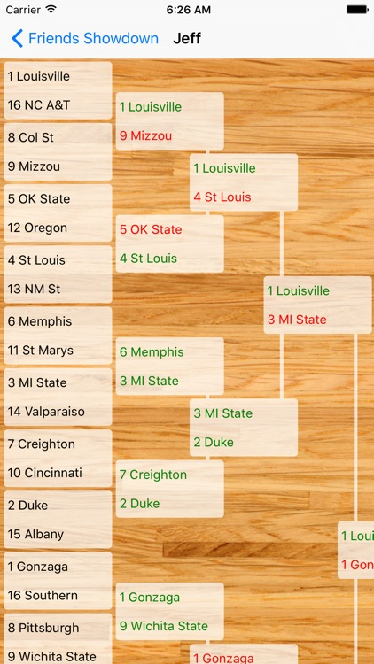 Bracket Tracker screenshot-3