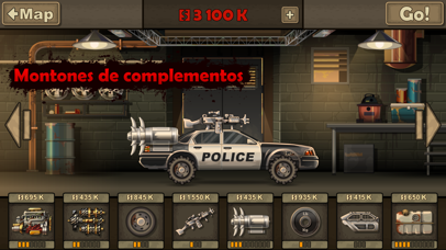 Screenshot for Earn to Die 2 in Dominican Republic App Store
