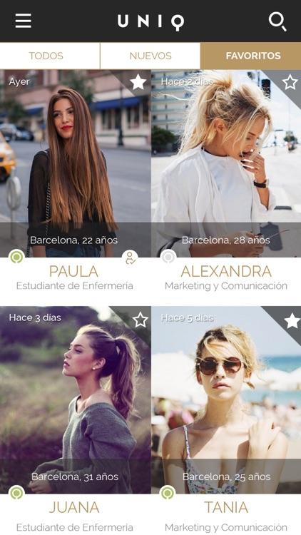 UNIQ - App Ligar con gente VIP screenshot-0