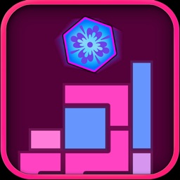 Tricky Unicorn Six! Hexagon Block Game