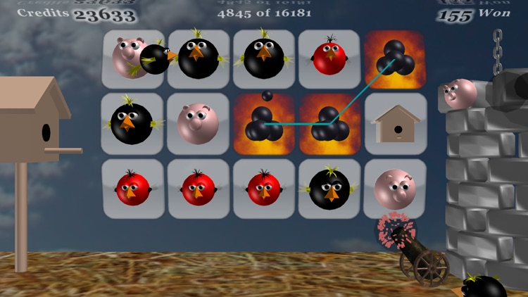 243 Patriot Pigs Slots screenshot-4