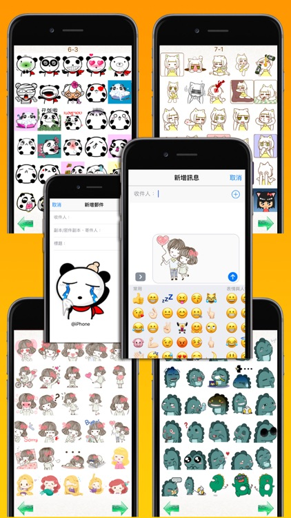 Gif Stickers for WhatsApp screenshot-4