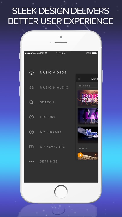 Video Player - Unlimited Music & Video Manager screenshot-3
