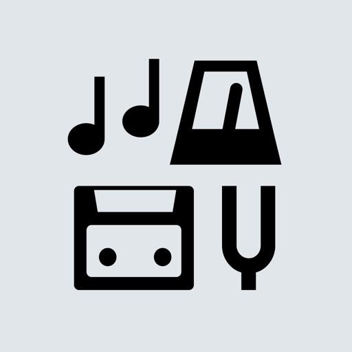 Music Practice Tool - Metronome, Tuner, Recorder