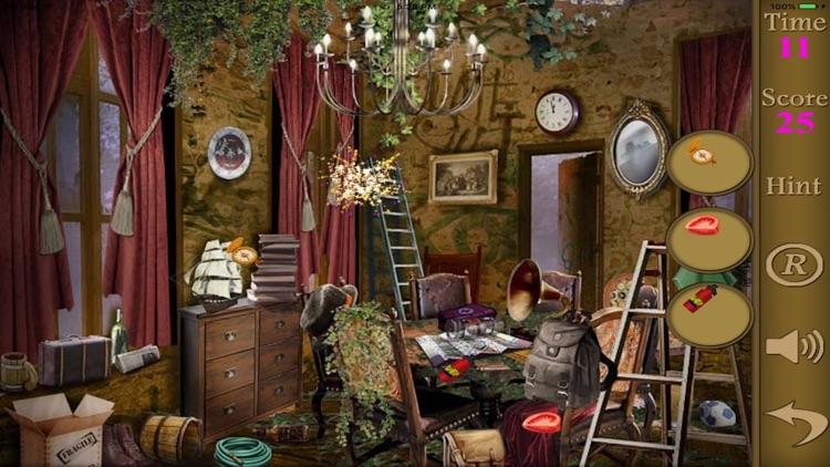 Hidden Objects Of The House Of Secrets screenshot-3